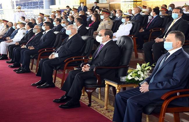 بسام راضى: الرئيس السيسى يشهد حفل تخرّج دفعة جديدة من طلاب كلية الشرطة (صور)