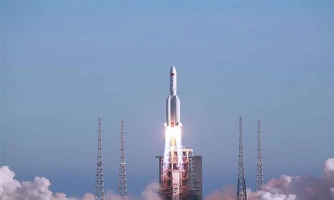 كوريا الجنوبية تعلن نجاح إطلاق أول صاروخ فضائي محلي الصنع من مركز نارو