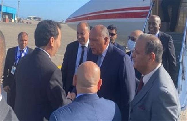 أخر أخبار مصر اليوم الخميس 21-10-2021.. وصول وزير الخارجية طرابلس لحضور مؤتمر «دعم استقرار ليبيا»