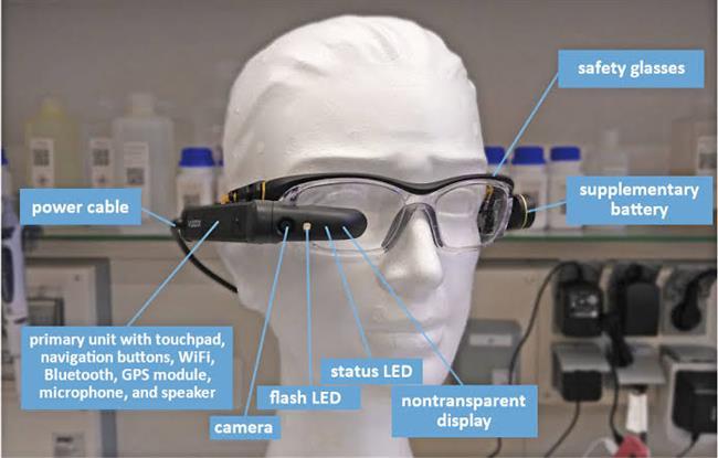 «فيسبوك» تكشف النقاب عن النظارة الذكيه Ray-ban