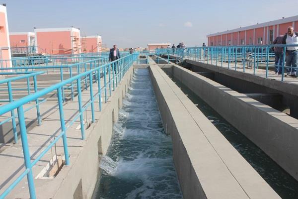 وزير الإسكان : جارٍ تنفيذ توسعات محطة تنقية مياه الشرب بـ 6 أكتوبر