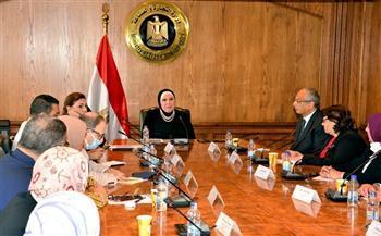 تشكيل لجنة مشتركة بين الرقابة على الصادرات ومصلحة الكيمياء لإتمام عملية الدمج