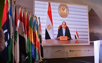 أخبار عاجلة اليوم في مصر الأحد 24-10-2021.. نص كلمة الرئيس السيسي خلال أسبوع القاهرة للمياه