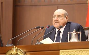 عبد الرزاق يرفع أعمال الجلسة العامة لـ«الشيوخ» للغد