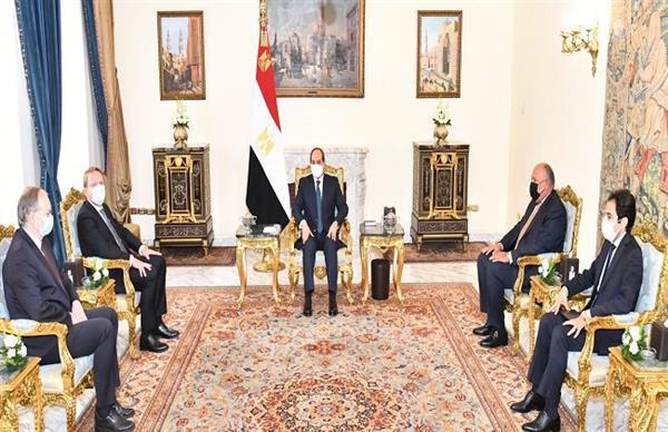 آخر أخبار مصر اليوم الأحد 24- 10 – 2021 فترة الظهيرة.. الرئيس السيسي يستقبل مفوض الاتحاد الأوروبي