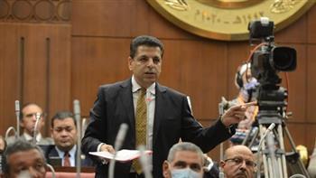 """برلمانية المصري الديمقراطي بـ""""الشيوخ"""" تؤيد قانون تنظيم النفاذ للموارد الأحيائية"""