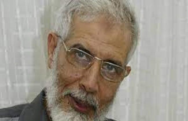 تأجيل محاكمة محمود عزت في «اقتحام الحدود الشرقية» لـ 17 نوفمبر