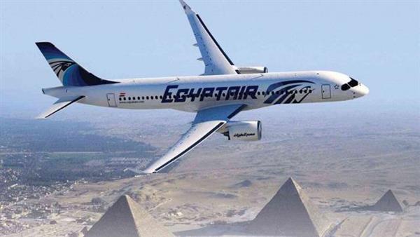 مصر للطيران تسير 75 رحلة دولية وداخلية .. غدا