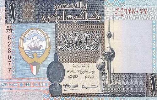 سعر الدينار الكويتي اليوم الأحد 24-10-2021 بنهاية التعاملات