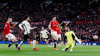 بعد مرور ساعة كاملة.. ليفربول يصعق مانشستر يونايتد بخماسية وطرد بوجبا