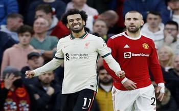 محمد صلاح يواصل تحطيم الأرقام القياسية.. وليفربول يكتسح مانشستر يونايتد بخماسية
