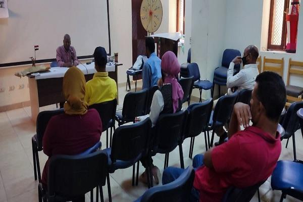 عقد محاضرات وورش وأمسيات بفرع ثقافة الأقصر