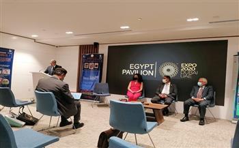 التعليم العالي: الوفد المصري يشارك بفعالية ثانية في إكسبو دبي 2020