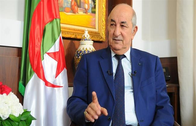 الرئيس الجزائري يجدد تعهده بتحقيق المطالب الشعبية المشروعة