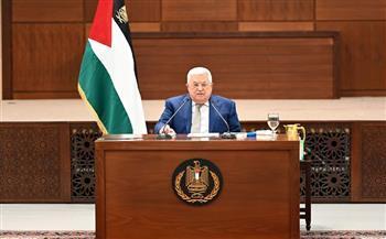 الرئيس محمود عباس يترأس اجتماعًا للقيادة الفلسطينية