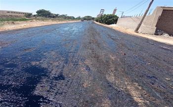 محافظ أسيوط: رصف طريق «المرج- العمارنة» ضمن الخطة الاستثمارية
