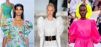 الفساتين الواسعة والسروايل الرياضية.. موضة صيف 2021 تناسب الشاطئ