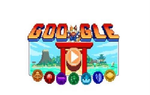 «جوجل» يحتفي يأولمبياد طوكيو 2020
