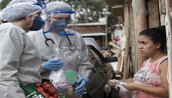 البرازيل تسجل 49 ألفًا و757 إصابة جديدة بفيروس كورونا