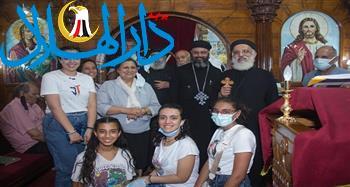 """توزيع جوائز مسابقة """"كتاب مفتوح"""" في كنيسة الشاطبي بالإسكندرية"""