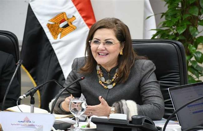 وزيرة التخطيط تشهد تدريب دفعة جديدة من مبادرة «كن سفيرًا»