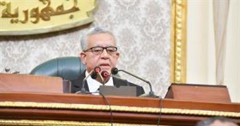 رئيس مجلس النواب يفتتح أعمال الجلسة العامة لمناقشة مشروع قانون الموارد المائية والري