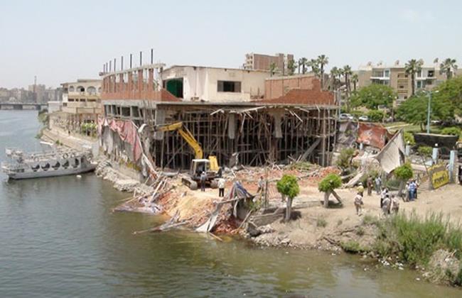 الري: إزالة 10 تعديات على نهر النيل في محافظتين