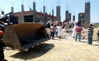 محافظ الإسكندرية: استمرار الحملات لإيقاف البناء المخالف بالأحياء