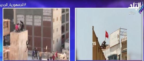 «موسى»: على طريقة إخوان مصر.. ميليشيات الغنوشي تُلقى مواطنًا من أعلى سطح الحزب