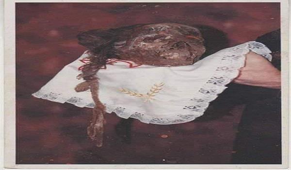 الطفلة المعجزة.. لا يزال شعرها ينمو رغم استشهادها فى القرن الرابع الميلادى