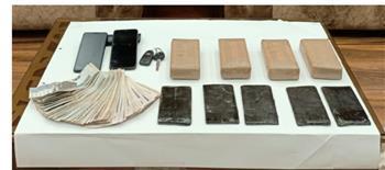 القبض على شخصين بحوزتهما «حشيش» بقصد الاتجار بالتبين