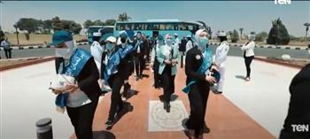 أكاديمية الشرطة تستقبل وفدا من برلمان طلائع الشباب (فيديو)