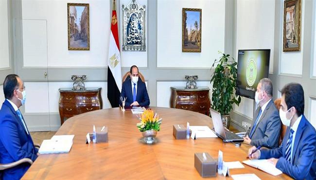 بسام راضي: الرئيس يوجه بمواصلة جهود تطوير شركات قطاع الأعمال العام