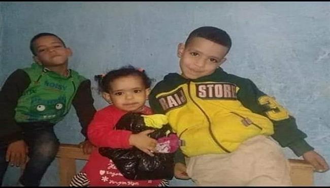 بسبب «العشق الحرام».. أم تقتل أطفالها الثلاثة والأمن يقبض عليها