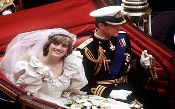 تفاصيل عودة كعكة زفاف الأميرة ديانا لعرضها في مزاد علني برقم مهول
