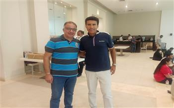 انطلاق البطولة العربية المفتوحة للأسكواش