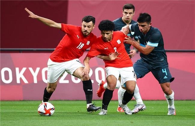 طوكيو 2020.. تشكيل منتخب مصر لمواجهة البرازيل