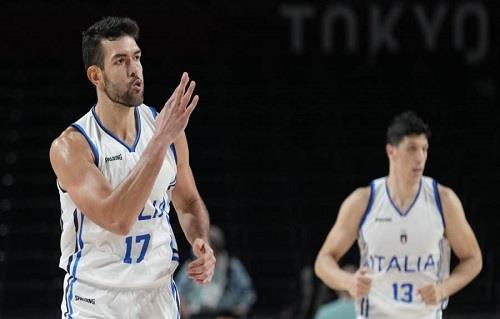 طوكيو 2020.. إيطاليا تهزم نيجيريا وتتأهل لدور الثمانية بمنافسات كرة السلة