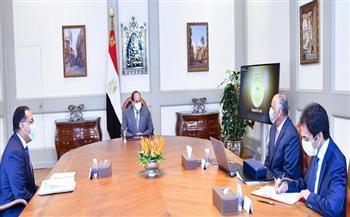بسام راضي: السيسي يوجه بمواصلة تطوير أداء القطاع المصرفي