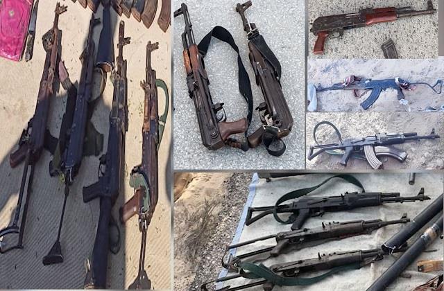 أخبار عاجلة اليوم في مصر 1-8- 2021.. القوات المسلحة تعلن مقتل 89 تكفيريًا وإحباط محاولة اختراق الحدود