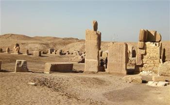 كنوز تاريخية.. صان الحجر عاصمة مصر السياسية في عصر الأسرة الـ 21