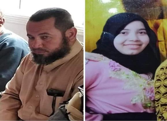 انتشال جثة ابنة محفظ القرآن الغارقة برفقة والدها في العياط