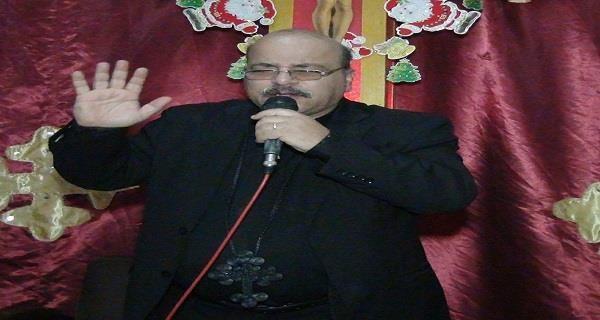 القس ممدوح توفيق يلقى عظته الأسبوعية بالكنيسة الخمسينية في أسيوط (فيديو)