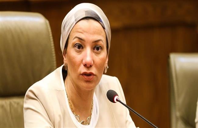 وزيرة البيئة توضح أهمية استضافة مصر لمؤتمر التغيرات المناخية