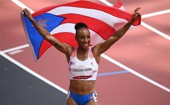 طوكيو 2020.. العداءة جاسمين كاماتشو تمنح بورتوريكو الميدالية الذهبية الأولى