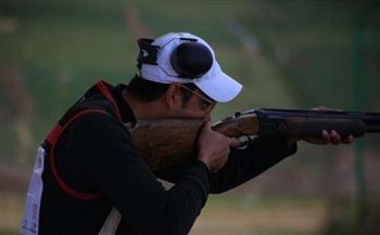 أسامة السعيد يودع منافسات الرماية 50 مترا بندقية بأولمبياد طوكيو