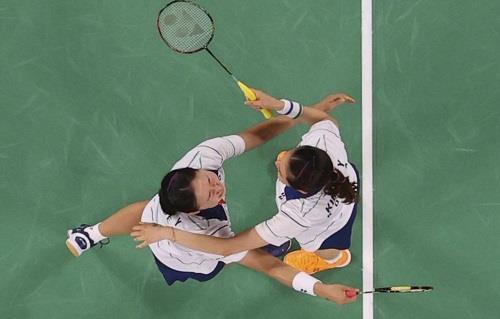 كوريا الجنوبية تحرز برونزية زوجي السيدات في منافسات الريشة الطائرة بالأولمبياد