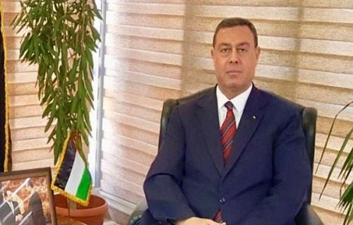 السفير الفلسطيني يشكر الرئيس السيسي على علاج الطفلة بيان محمود