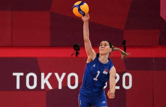 طوكيو 2020.. صربيا تهزم كوريا الجنوبية 3 ـ 0 في سيدات الطائرة