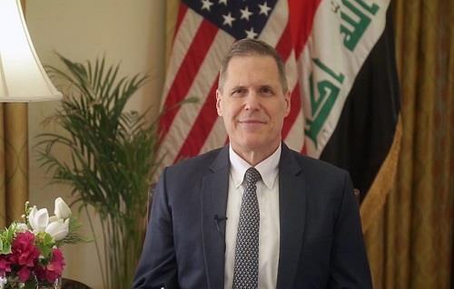 السفير الأمريكي في بغداد: قدمنا دعمًا للكثير من المشاريع الخدمية بالعراق